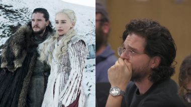 Game of Thrones 8 Finale: Emilia Clarke Reveals Kit Harrington Cried When He Learnt That Jon Snow Kills Daenerys Targaryen