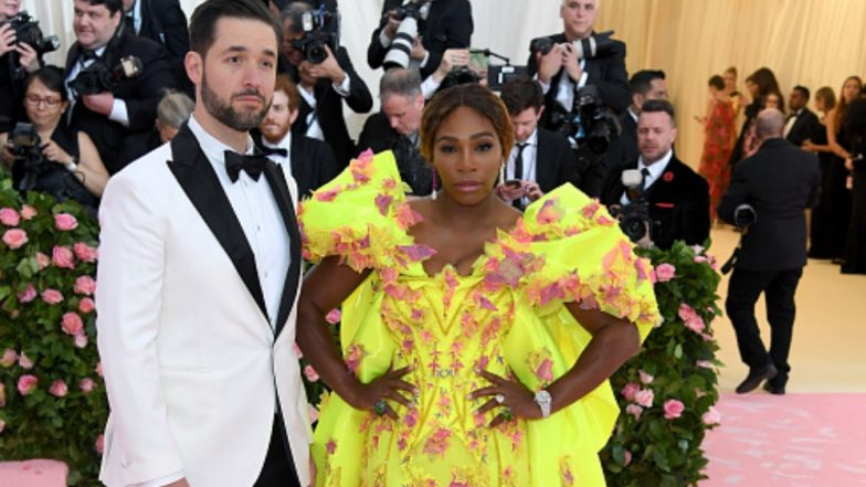 Serene Williams Pairs Sports Shoes With High-Fashion Gown To Co-Host Met Gala 2019