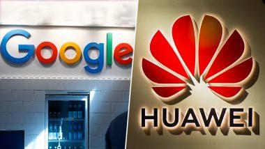 Google, US Budget Office Seek Huawei Ban Reprieve