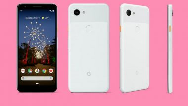 New Pixel 3a XL 6GB RAM Variant Price Leaked Online Ahead of Google IO 2019