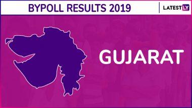 Gujarat Assembly Bypoll Results 2019 Live Updates: BJP Wins Jamnagar (Rural) Vidhan Sabha Seat, Leads on Dhrangadhra, Manavadar and Unjha