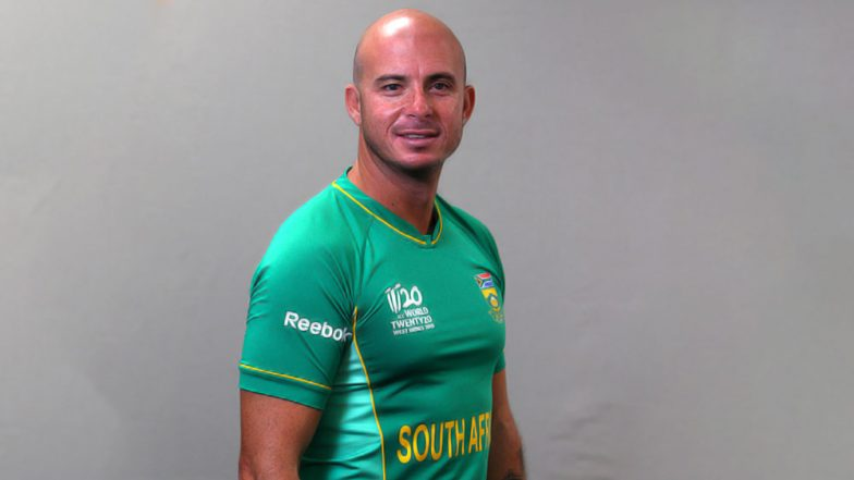 ICC Cricket World Cup 2019 Winner Prediction: Herschelle Gibbs Picks India and England As Favourites to Lift This Year's CWC Trophy