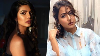 Priyanka Chopra Responds to Hina Khan's Heartfelt Note, Says 'It Was My Pleasure to Highlight the Talent'