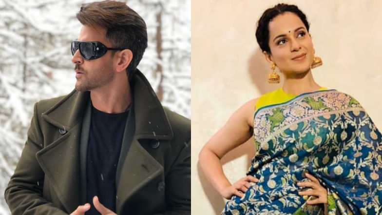 Hrithik Roshan on Not Fighting Kangana Ranaut in Court: Apparently a Guy Cannot be Stalked in India
