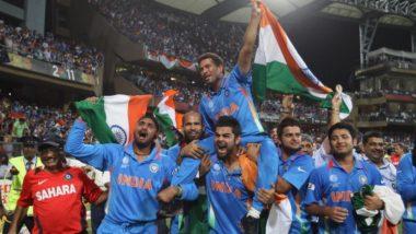 Sachin Tendulkar's 2011 World Cup Triumph Among 5 Shortlisted for Laureus Sporting Moment Award