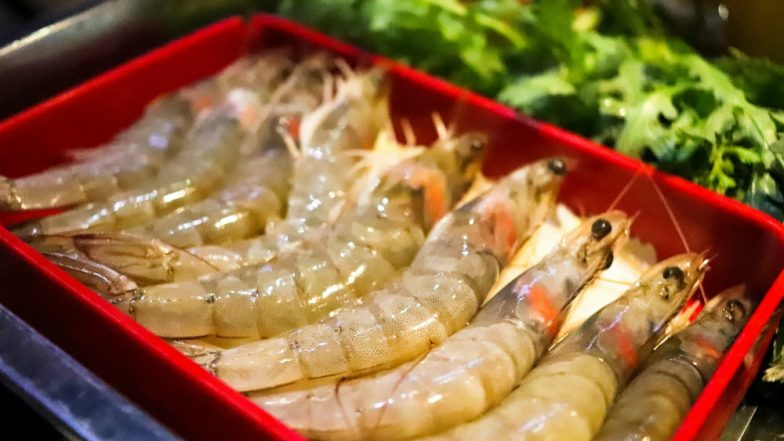 Scientists Find Cocaine in UK Shrimp
