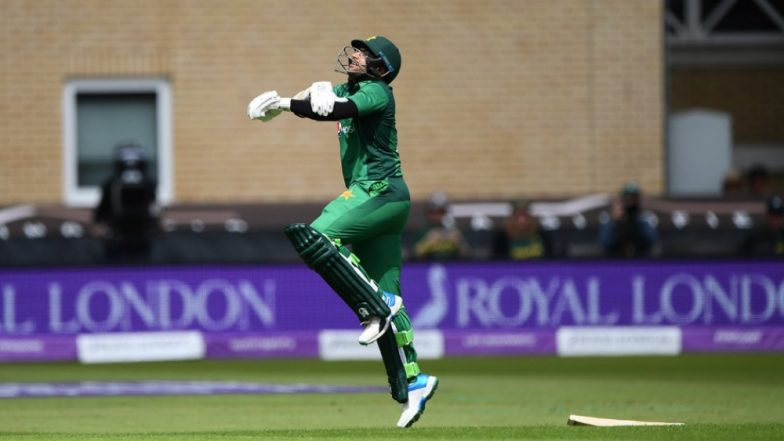 Imam-ul-Haq Gives Pakistan an Injury Concern Ahead of ICC Cricket World Cup 2019
