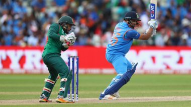 IND vs BAN Highlights of ICC World Cup 2019 Warm-up Match: India Beat Bangladesh by 95 Runs in Practice Match