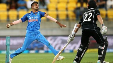 IND vs NZ Highlights of ICC World Cup 2019 Warm-up Match: New Zealand Beat India by 6 Wickets in Practice Game