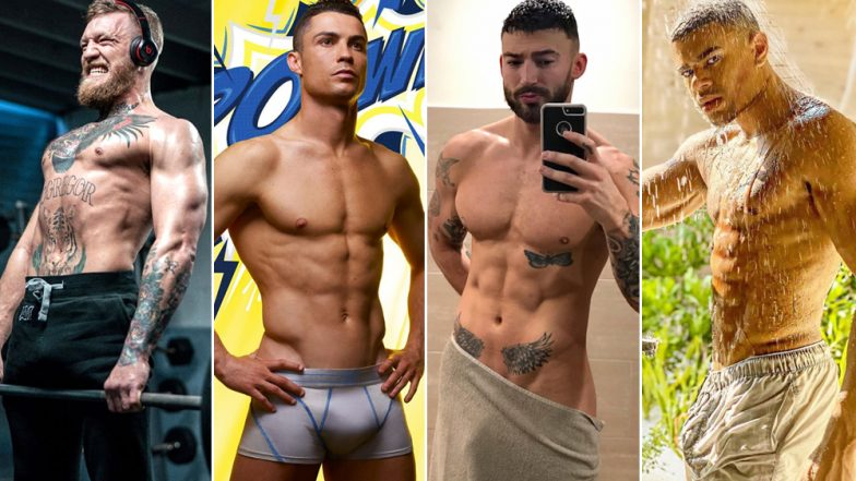 Men Are Flashing Their Hard Crotches on Instagram for New NSFW #BigBulge Trend After Hot Celebs Such As Jack Quickenden, Conor McGregor and Cristiano Ronaldo Lead the Trend