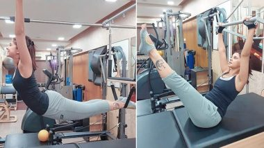 Jennifer Winget Dives Straight to the Gym to Shed All the Extra Vacay Kilos – View Pics
