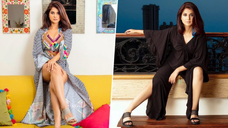 Bepannaah Star Jennifer Winget Is Hotness Personified in These Recent Clicks