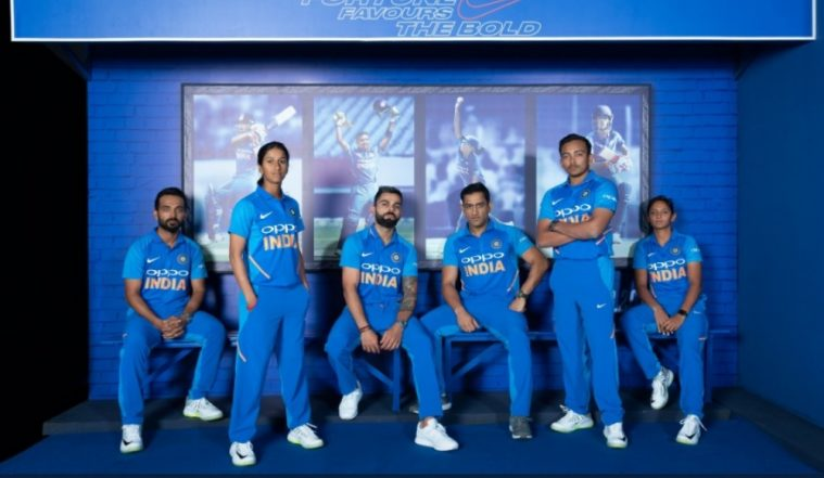 India Jersey for ICC Cricket World Cup 2019:  Check Out Indian Cricket Team's World Cup Kit Over the Years (See Pics)