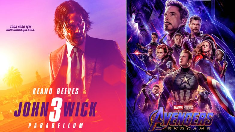 John Wick: Chapter 3-Parabellum Box Office Collection: Keanu Reeve's Film Beats Avengers: Endgame in North America