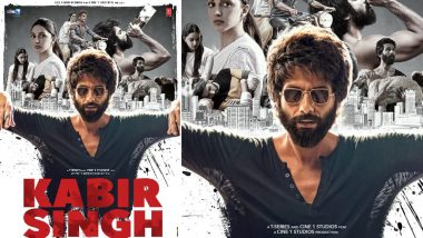 Kabir Singh Full Movie Leaked by TamilRockers, Shahid Kapoor-Kiara Advani's Film Faces Wrath of Online Piracy on the Day of Its Release