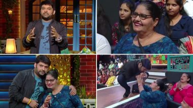 The Kapil Sharma Show: Kapil Sharma Becomes Emotional As He