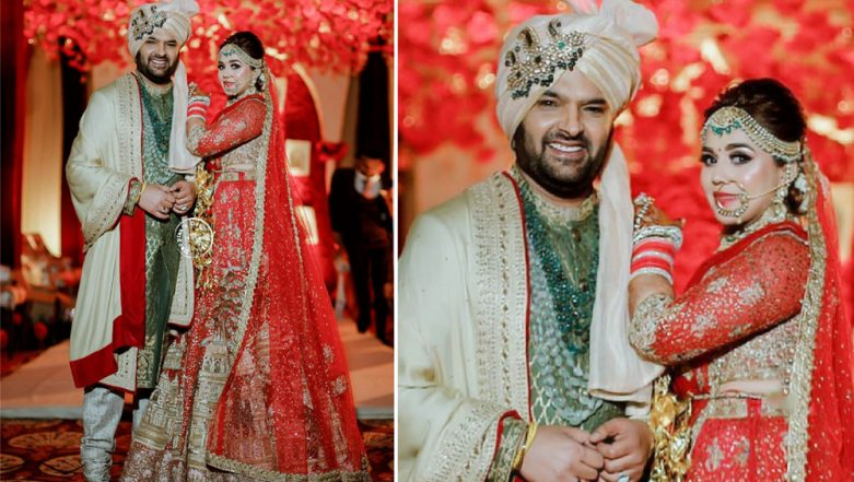 Kapil Sharma and Ginni Chatrath's Baby Due In December!