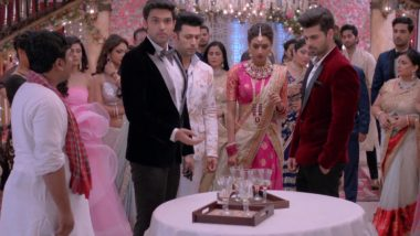 Kasautii Zindagii Kay 2 May 14, 2019 Written Update Full Episode: Komolika Helps the Waiter Escape Anurag and Prerna's Enquiry by Handing Over a Knife to Him