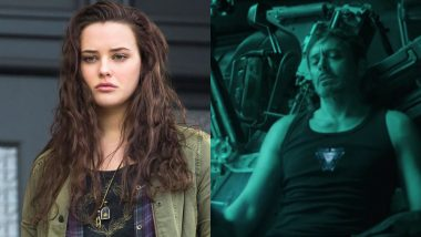 Avengers Endgame: Katherine Langford Was Supposed to Play Tony Stark's Daughter; Russo Bros Reveal Why Her Part Was Cut from Final Edit