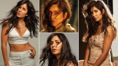 Katrina Kaif's Messy Hair do All the Talking in her Recent Photoshoot for Filmfare (View Pics)