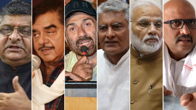 Lok Sabha Elections 2019 Phase 7: From Patna Sahib to Varanasi And Gurdaspur, Here Are Key Battles to Watch Out For In Final Round Of Voting