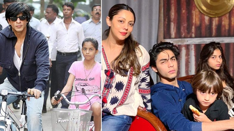 Happy Birthday Suhana Khan: These Unseen Pictures of Shah Rukh and Gauri Khan's Daughter Will Make You Say 'Some More Please'