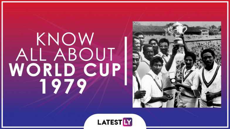 Know All About 1979 Cricket World Cup: History, Participants and Winner of the Second Edition of World Cup
