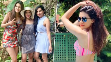 Kriti Sanon's Sexy Pictures From Goa Vacation With Her Besties Will Make You Jealous!