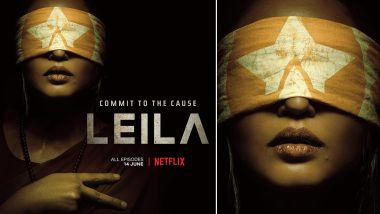 Leila New Poster: Huma Qureshi Is Blindfolded in Faith and Committed to Her Cause – View Pic