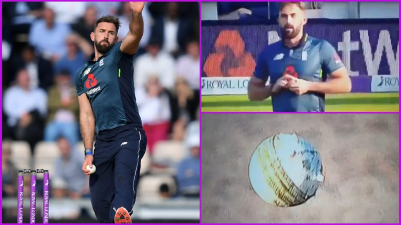 Video of England Bowler Liam Plunkett Allegedly Indulging in Ball Tampering During ENG vs PAK 2nd ODI Surfaces