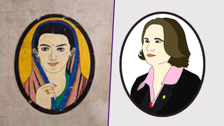 Mahila in Ghunghat to Get Replaced by Woman in Blazers! Mumbai Local Train Ladies Coach's Logo Adapts to Changing Times