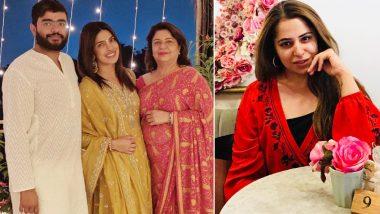 Priyanka Chopra Jonas' Brother Siddharth Chopra and Ishita Kumar Mutually Call Off Wedding, Madhu Chopra Confirms