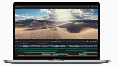 Apple Introduces First 8-Intel Core Processors MacBook Pro, the Fastest Notebook Ever