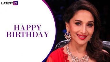 Happy Birthday Madhuri Dixit: 6 Times the 'Dhak Dhak' Girl Had Us Saying 'Maar Daala' With Her Moves (Watch Videos)