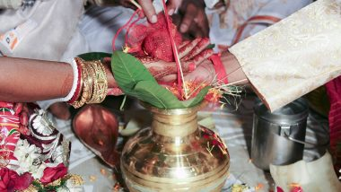 MP Woman Elopes With Priest Who Performed Her Wedding Rites, Makes Off With Rs 1.5 Lakh Worth of Jewellery and Cash