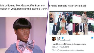 Met Gala Memes! From Katy Perry to Taylor Swift, Celebs Whose Sartorial Choices Made It to the Meme Hall of Fame