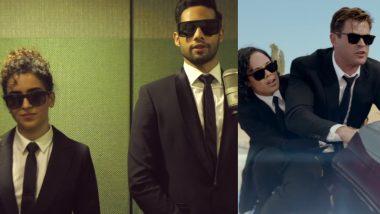 Men In Black International Hindi Trailer: Sidhant Chaturvedi and Sanya Malhotra's Version is BOHT HARD! Watch Video