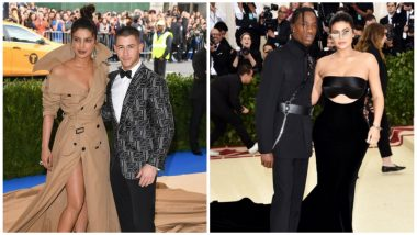 Priyanka Chopra-Nick Jonas to Kylie Jenner-Travis Scott: Throwback to Most Stylish and Romantic Red Carpet Appearances Just Ahead of Met Gala 2019- View Pics