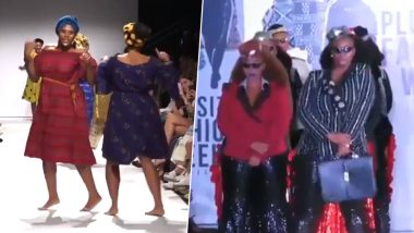 Plussize Fashion Week Africa 2019: If These Cute Videos From the Quirky PFW Nigeria Don't Make Your Day, We Don't Know What Will!