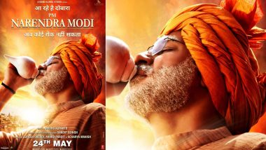 PM Narendra Modi Biopic: Vivek Oberoi Starrer Gets a Brand New Poster and Trailer, Ahead of May 24 Release