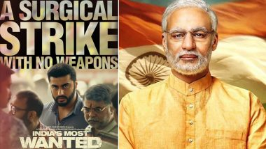 India's Most Wanted VS PM Narendra Modi: Will Arjun Kapoor Beat Vivek Oberoi and Race Ahead at the Box Office? Find Out!