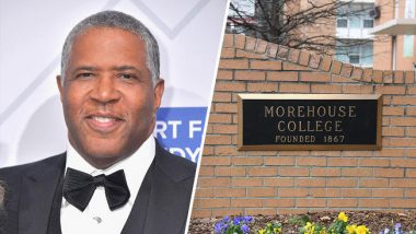 Billionaire Robert F Smith Pledges $40 million For Graduating Class of Morehouse College