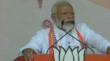 Narendra Modi in Ayodhya: Ram Mandir Not Part of PM's Poll Rhetoric