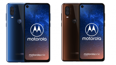 Motorola One Vision Full Specifications Leaked Online Ahead of May 15 Launch