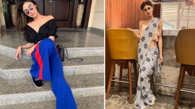 Mouni Roy's Latest Instagram Post Leaves the Fashion Police Gawking in Awe (View Pics)