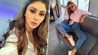 'Made in China' Actress Mouni Roy Makes Casual Look Chic and We Are Taking Notes – View Pics