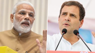 Assembly Elections 2019: PM Narendra Modi, Rahul Gandhi to Hold Rallies in Jharkhand Today