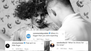 Priyanka Chopra Looks Mighty Impressed with Nick's 'Bonas Jonas' In This Instagram Pic from Met Gala 2019