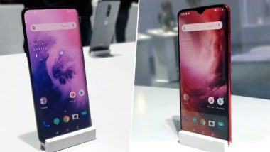 OnePlus 7 Pro vs OnePlus 7: Prices, Colours, Features & Specifications - Comparison