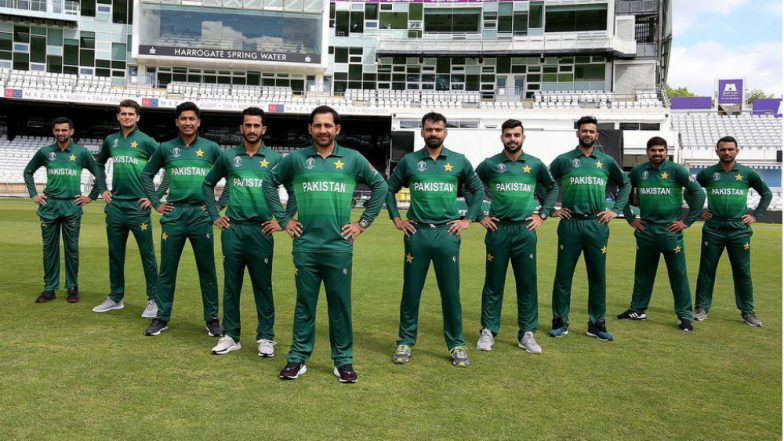 ICC Cricket World Cup 2019: PCB Bans Wives, Families of Pakistan Players From Travelling With Team